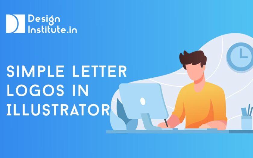 Simple Letter Logos in Illustrator