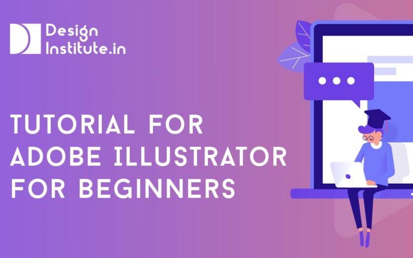 Tutorial for Adobe Illustrator for Beginners