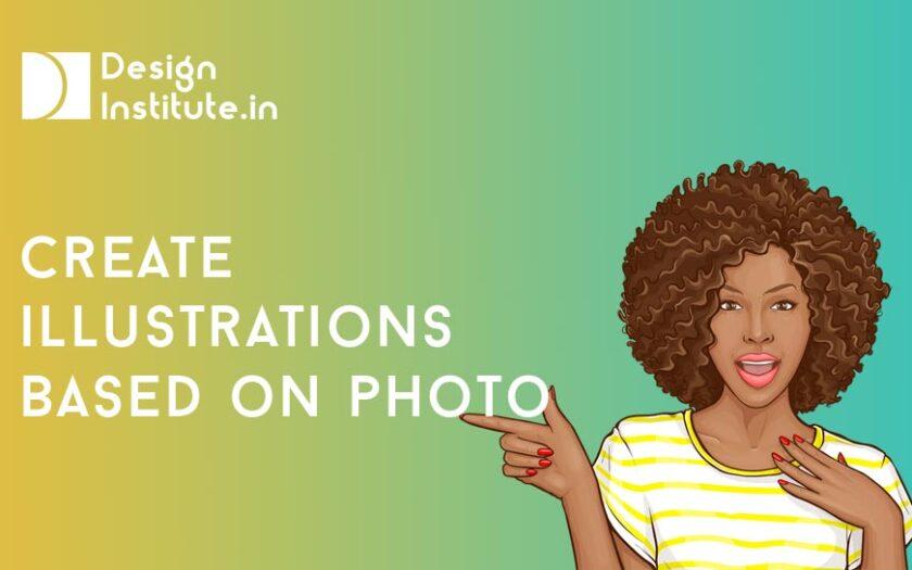 create illustrations based on photo