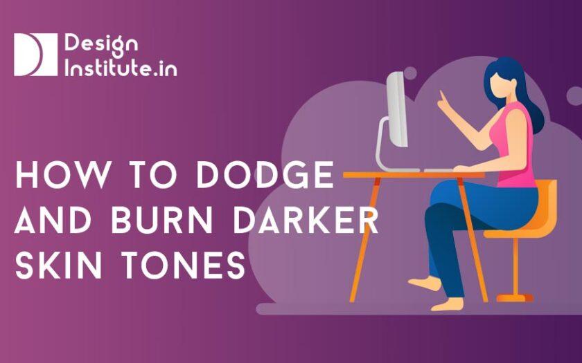 How to Dodge and Burn Darker Skin Tones